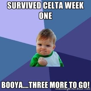 week 1 meme